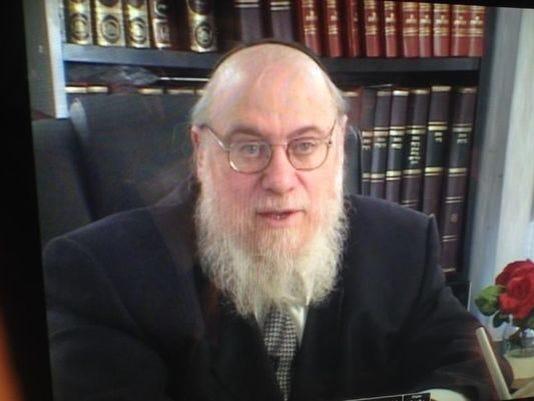 Rabbi Mendal Epstein