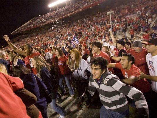 Reasons to love being a UA fan