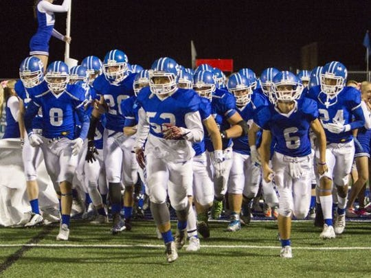 Dixie and Logan meet for the 3AA football title at Rice-Eccles Stadium on Friday. The Flyers are looking for their third title in four years, while Logan looks to finally break the 3AA South streak that has taken place the last four years.