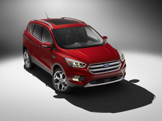 Ford unveiled its latest iteration of Escape, the company's