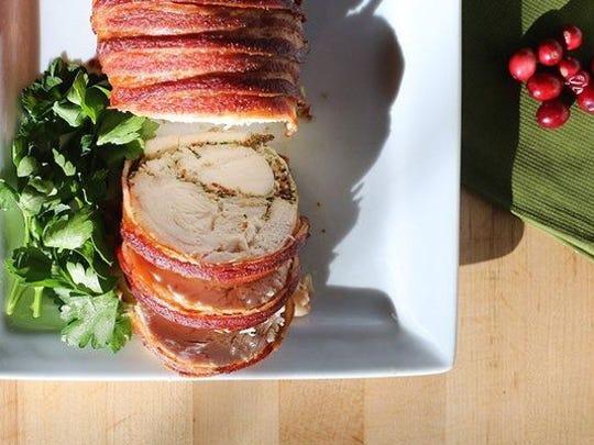 Porchetta-Style Roast Turkey Breast