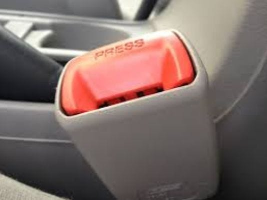 Seat Belt Fines To More Than Double In Tennessee