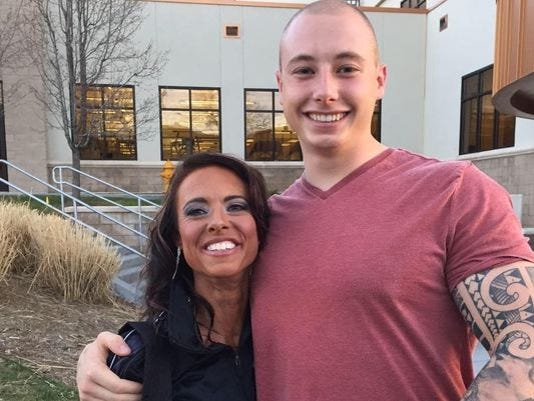 Mom texts dead son to cope with grief, gets text back