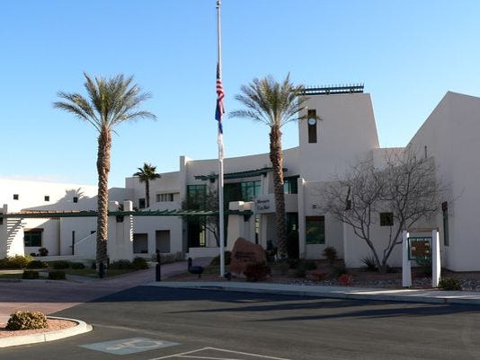 Mesquite city hall