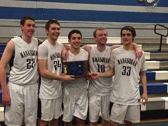 Manasquan boys basketball