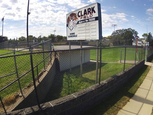 Clark Field became a rallying point for some voters