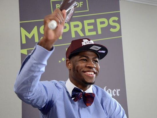 Malik Newman won four state titles at Callaway, was a McDonald's All-American and signed with Mississippi State.