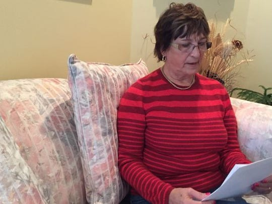 Margot Revera of Ocean Township accidentally moved a decimal point and paid over $12,000 to Atlantic City Electric.