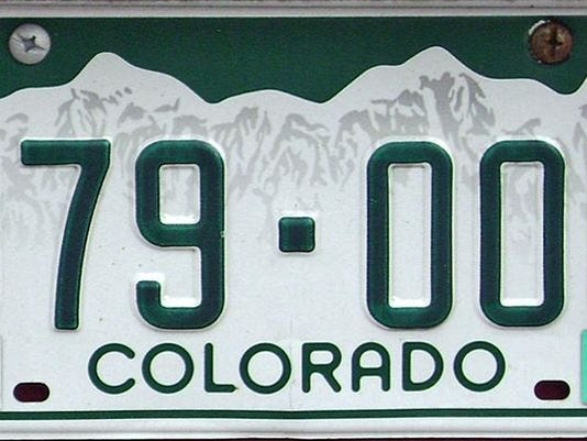Colorado DMV: Don't Count On Postcards For Vehicle