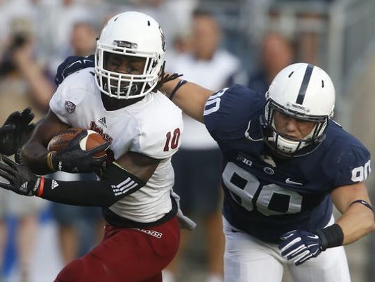 Penn State's Garrett Sickels is one of the standouts