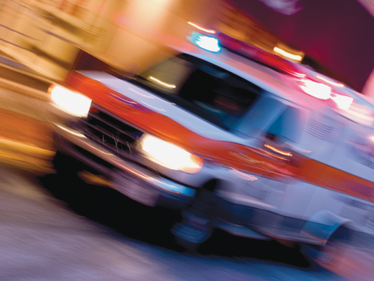 Illustration: Ambulance.