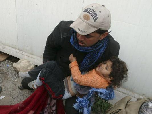 Helping civilians