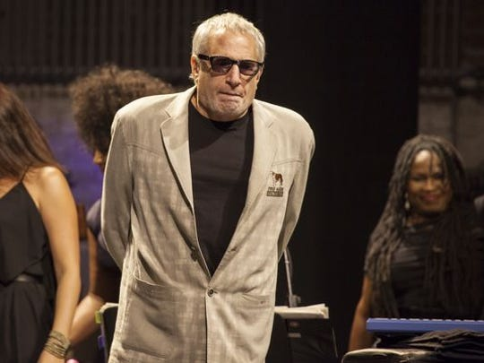 Donald Fagen, co-founder of the rock band Steely Dan.