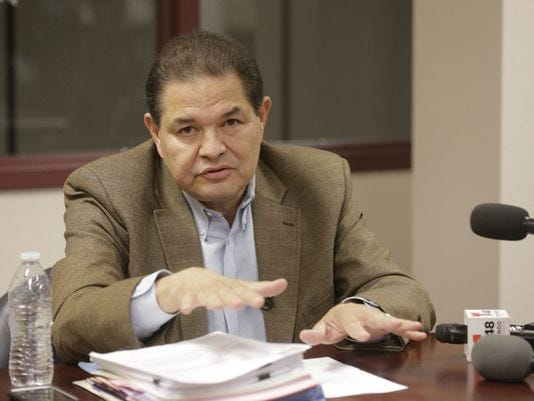 City Rep. Larry Romero