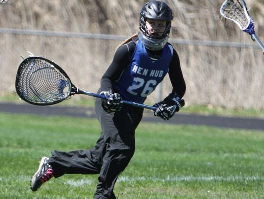 Hen Hud sophomore goalkeeper Mackenzie Porter was one of four area players to attend the Under Armour 150 combine.