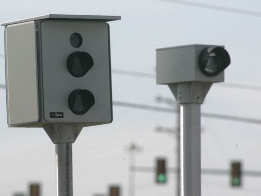 Red-light cameras