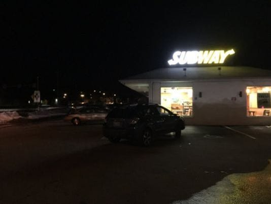 Route 30 shooting