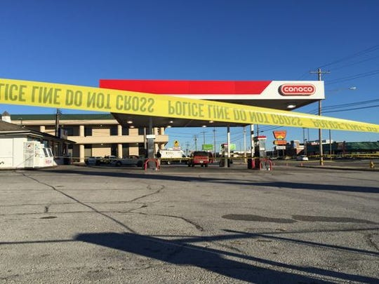Police say they are still investigating a fatal shooting