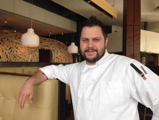 Cerulean chef Alan Sternberg is a James Beard award