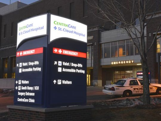 St. Cloud Hospital is part of the CentraCare Health system.
