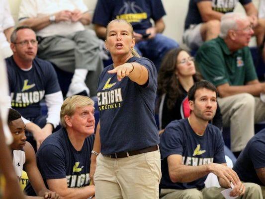 Dawn McNew has resigned as the boys basketball coach at Lehigh Senior High.