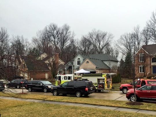 Five undocumented Mexican immigrants died in a basement fire in this Novi home on Jan. 31.