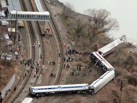 Metro-North derailment Spuyten Duyvil