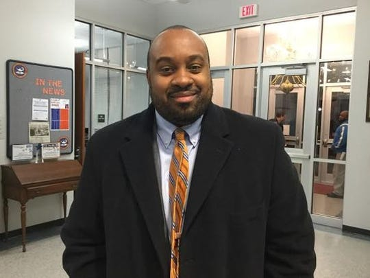 York High athletic director Ronald Coursey spearheaded