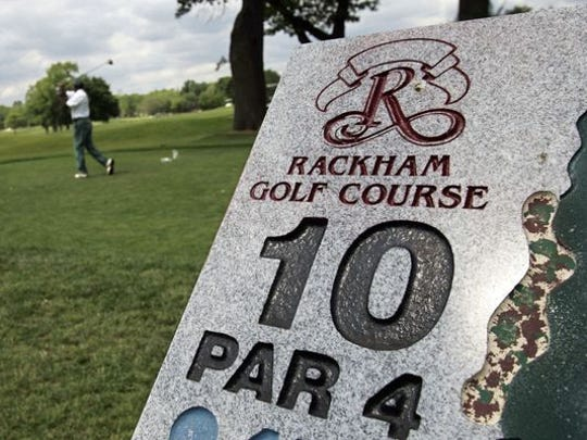 The Detroit City Council will vote next week on a contract for a new management company of the city's four municipal golf courses, including Rackham in Huntington Woods.