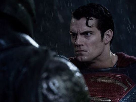 Some see Superman. Others see an illegal immigrant.