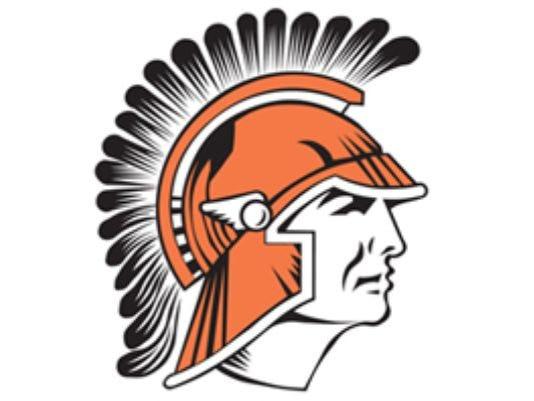 York Suburban Trojans logo
