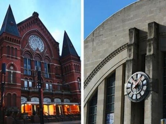 Supporters asked Hamilton County commissioners to put their proposal on the November ballot. They hoped for a quarter-cent sales-tax increase that would last about a decade and cost Hamilton County residents an average of about $23 a year to pay for repairs for both Music Hall and Union Terminal.