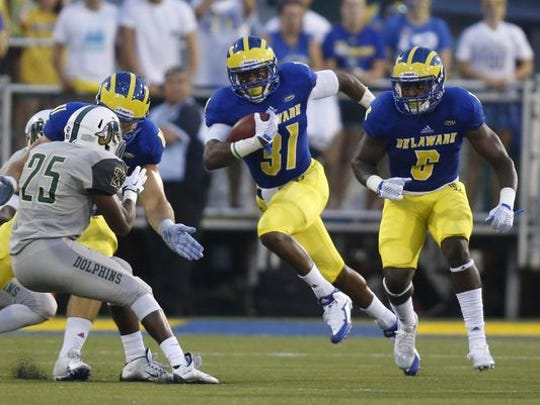 Wes Hill's return after missing the last 10 games with a broken foot last year is expected to spark Delaware.