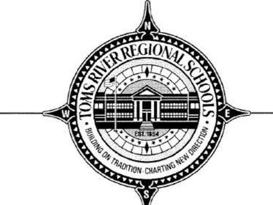 Toms River schools logo