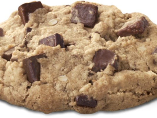 Chick-fil-A's chocolate chunk cookie