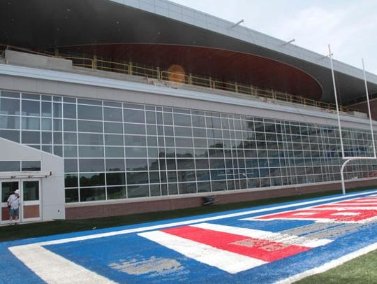 Louisiana Tech added the $22 million Davison Athletics