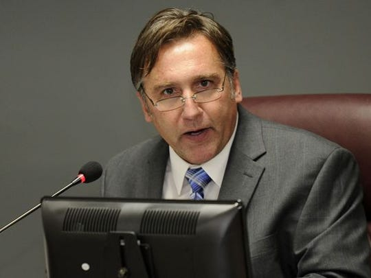 Williamson County Director of Schools Mike Looney