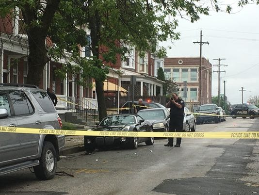 Kurtz Avenue shooting