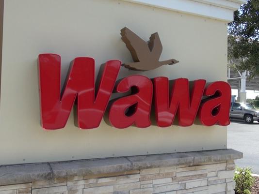Wawa sign