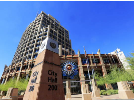 The Phoenix City Council approved a $1.22 billion spending plan on Tuesday, May 17, 2016, but a controversial property-tax increase changed from a certainty to just a possibility.