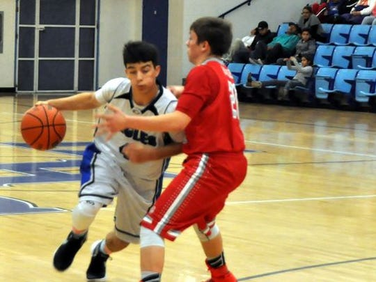 Jordan Brady will represent Hondo Valley High School in the A/2A Boys South All-Star basketball competition.