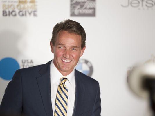 Arizona Sen. Jeff Flake