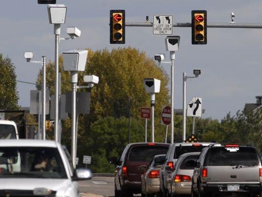 Veto gives Fort Collins green light on red-light cameras