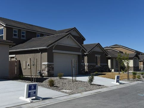 Median home price hits $400,000 in city of Reno for first time