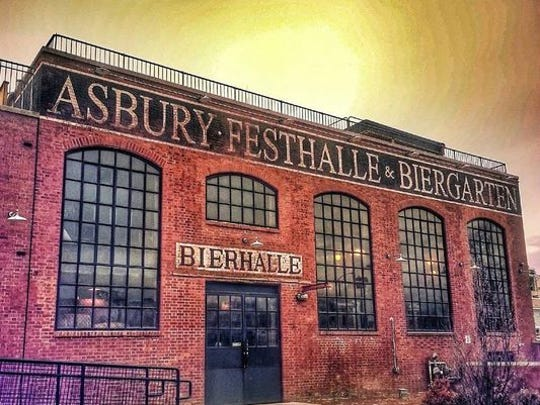 The Asbury Festhalle is one of Asbury Park's newest additions.