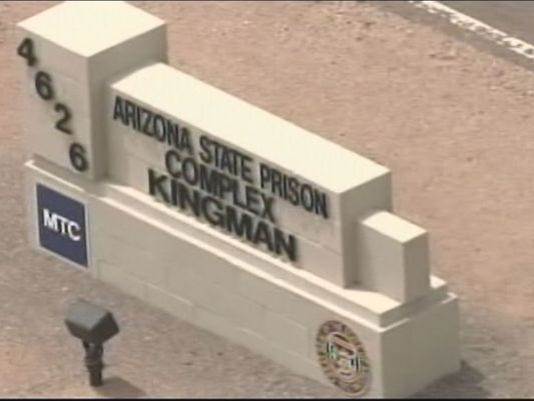 Kingman prison sale