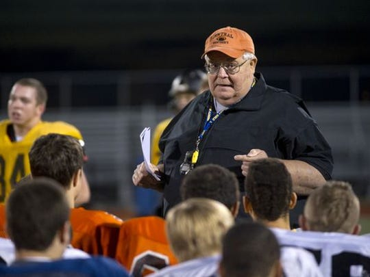 Brad Livingston was head coach at Central York for