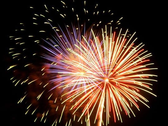 Bucyrus, Crestline and Galion plan on having fireworks displays for Independence Day.