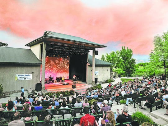 Enjoy a free outdoor concert during Artown with music,