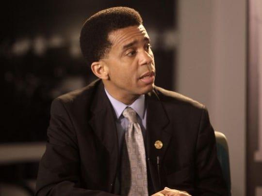 Councilman Chris Smitherman